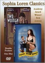 Sophia Loren Classics: Yesterday, Today and Tomorrow/Two Women