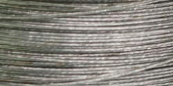 Craft & Jewelry 7-Strand Beading Wire .3mm 40ft/Pkg-Silver