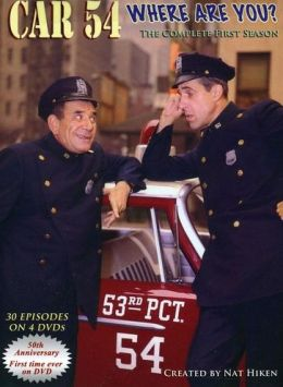 Car 54, Where Are You? The Complete First Season