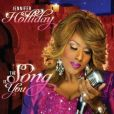 CD Cover Image. Title: The Song Is You, Artist: Jennifer Holliday