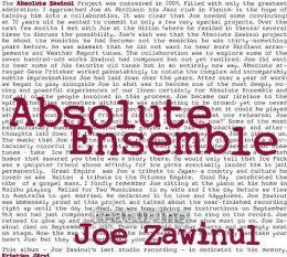 Absolute Zawinul
