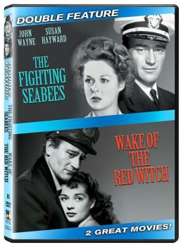 The Fighting Seabees & Wake of the Red Witch