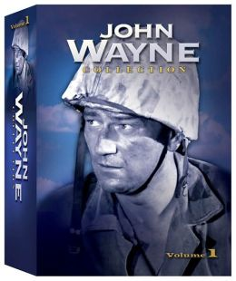 John Wayne Collection, Vol. 1: Action