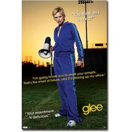 Glee Sue - Poster