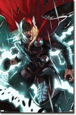 Thor - Comic Poster
