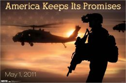 America Keeps its Promises - Poster