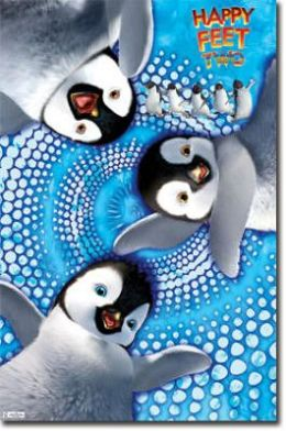 Happy Feet 2 - Group Poster