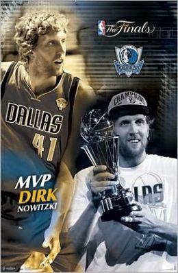 2011 NBA Finals MVP Poster