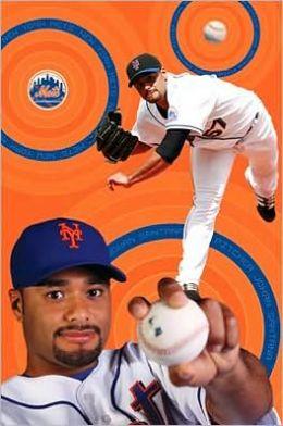 New York Mets - Johan Santana - Poster
