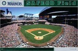 Seattle Mariners stadium - Poster