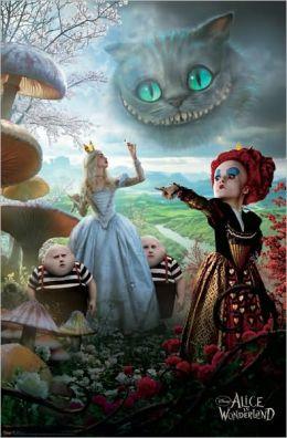 Alice in Wonderland - Group - Poster