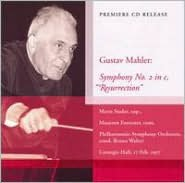Mahler, Symphony No. 2 in C, Resurrection
