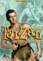 Tarzan & the Trappers/Tarzan the Fearless