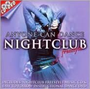 Anyone Can Dance: Nightclub Freestyle [CD/DVD]
