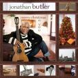 CD Cover Image. Title: Merry Christmas to You, Artist: Jonathan Butler