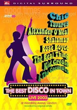 The Best Disco in Town: Live 2003 at  Wembley Arena, London