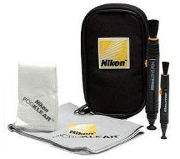 Nikon LensPen Pro Kit Cleaning System (2 Pens, 2 Cloths, Case)
