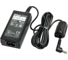Nikon EH-61 AC Adapter for Coolpix 2100, 3100, and SQ Digital Cameras