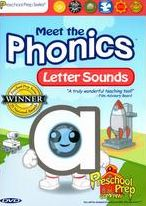 Preschool Prep Series: Meet the Phonics - Letter Sounds