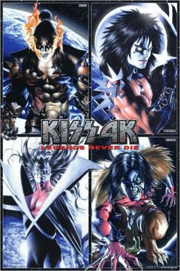 Kiss - Poster