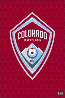MLS Colorado Rapids Logo - Poster