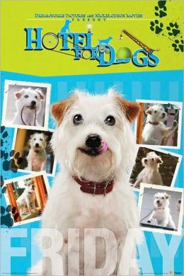 Hotel For Dogs - Friday - Poster