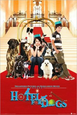 Hotel for Dogs Cast - Poster
