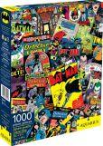 Product Image. Title: DC Comics - Batman Collage 1000 Pc. Puzzle