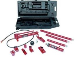 Blackhawk Automotive BLAB65115 Porto-Power Hydraulic Collision Repair Kit- 10 Ton