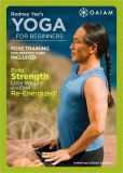 Video/DVD. Title: Rodney Yee's Yoga for Beginners