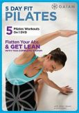 Video/DVD. Title: 5 Day Fit Pilates