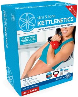 Kettlenetics: Slim & Tone Kit