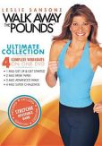 Video/DVD. Title: Leslie Sansone: Walk Away the Pounds Ultimate Collection