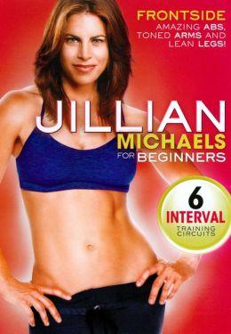 Jillian Michaels for Beginners - Frontside