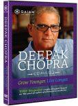 Video/DVD. Title: Deepak Chopra: Grow Younger, Live Longer