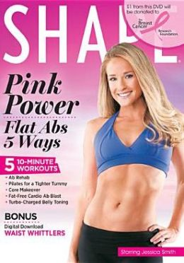 Shape: Pink Power - Flat Abs 5 Ways