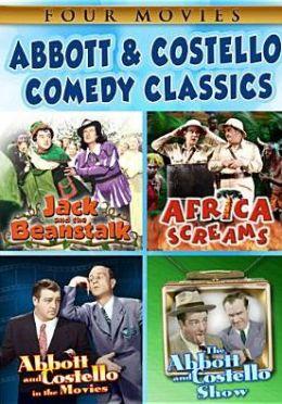 Abbott and Costello Comedy Classics