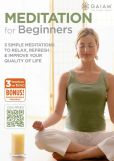 Video/DVD. Title: Meditation for Beginners