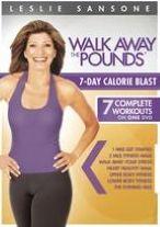 Leslie Sansone: Walk Away the Pounds - 7-Day Calorie Blast