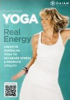 Maya Fiennes' Yoga for Real Energy