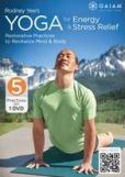 Video/DVD. Title: Rodney Yee's Yoga for Energy & Stress Relief