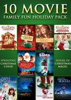 10 Movie Family Fun Holiday Pack
