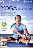 Video/DVD. Title: A.M. Yoga for Your Week