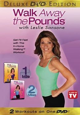 Leslie Sansone: Walk Away the Pounds - Get up and Get Started/High Calorie Burn