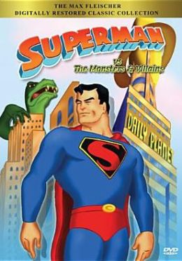 Superman Vs. the Monsters & Villains