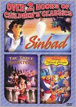 Sinbad & Three Musketeers & Count Of Monte Cristo