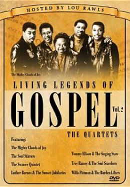 Living Legends of Gospel: Quartets, Vol. 2