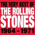 CD Cover Image. Title: The Very Best of the Rolling Stones 1964-1971, Artist: The Rolling Stones