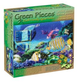 Green Pieces Crude Awakening 500 Piece Puzzle