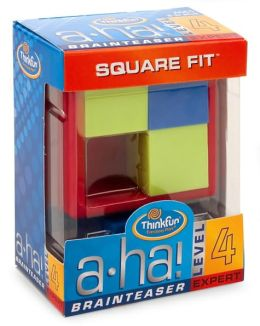 A-Ha! Square Fit (BlockOut)